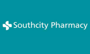 southcity pharmacy feature logo